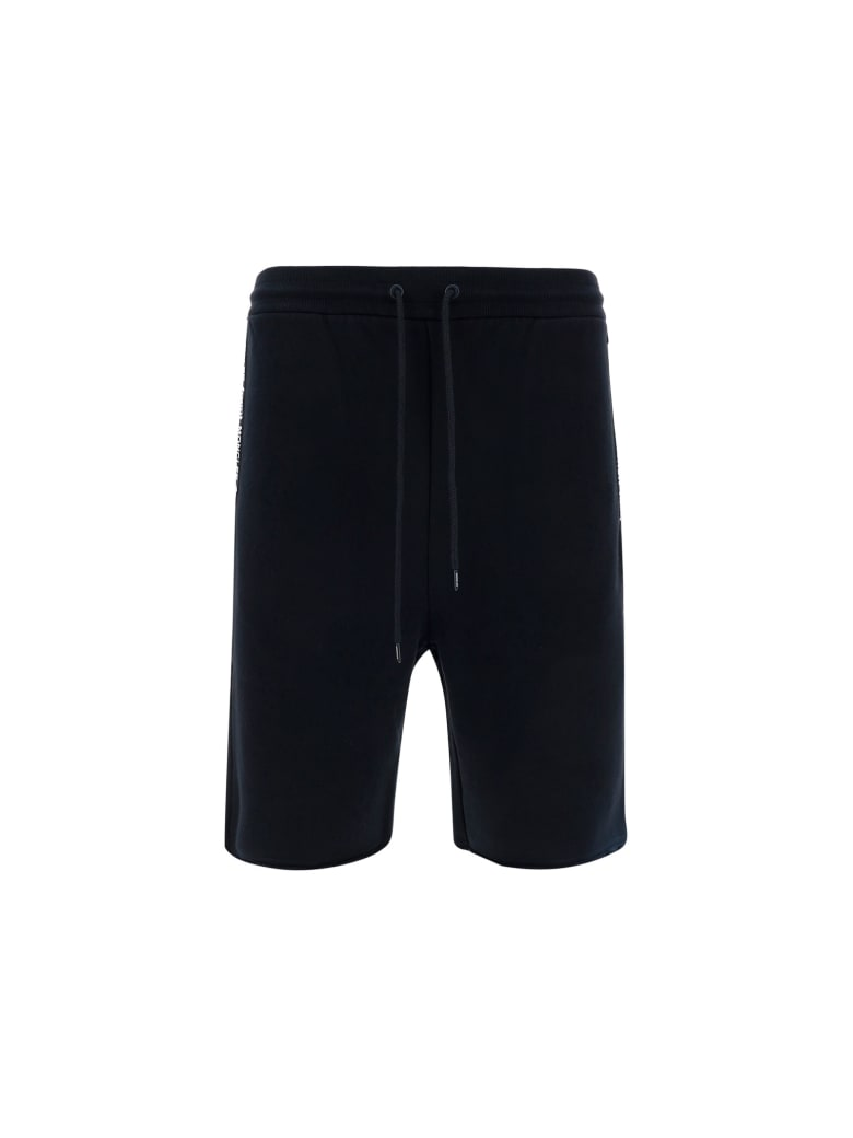 Moncler Fragment Bermuda Shorts - Black