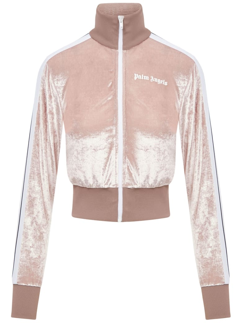 Palm Angels Track Jacket - Pink