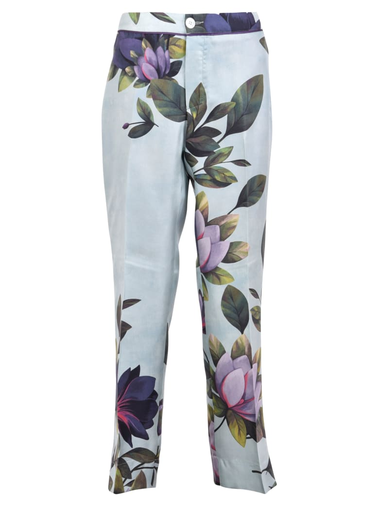 For Restless Sleepers Magnolia Trousers - Multi
