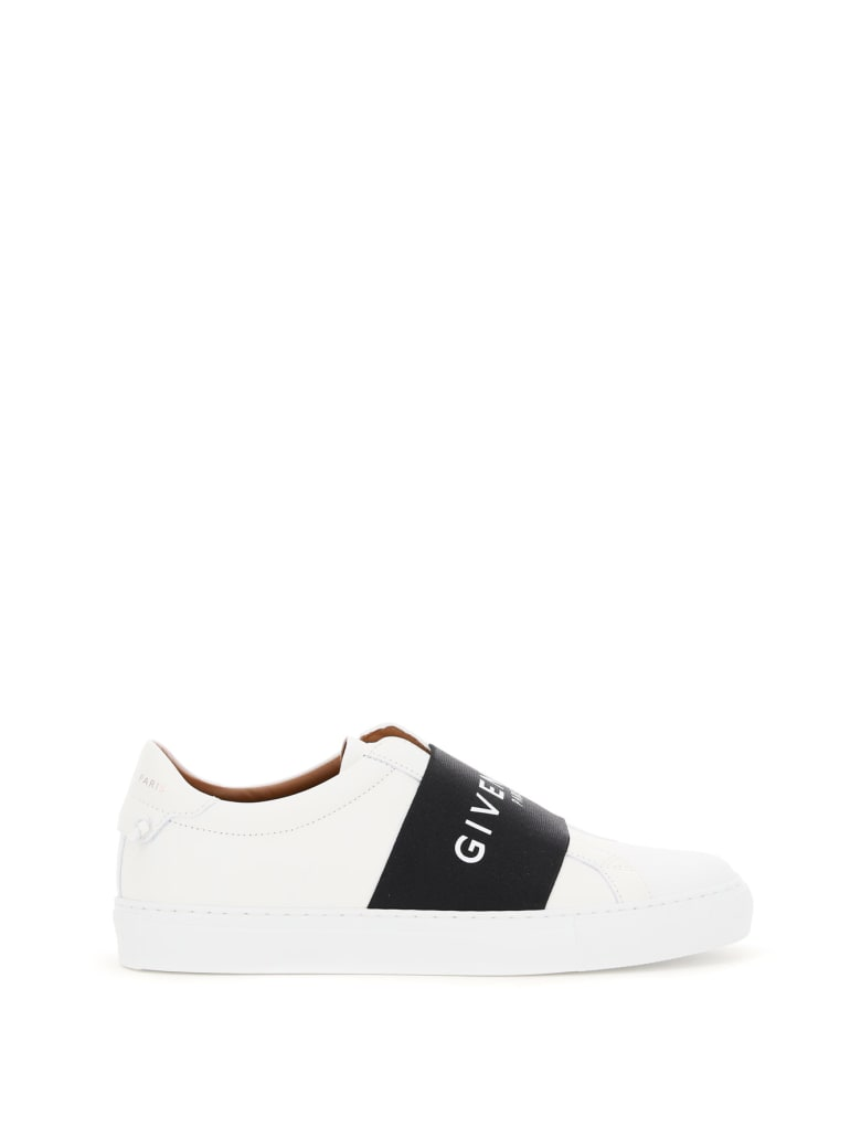 Givenchy Logo-print Low-top Sneakers - White