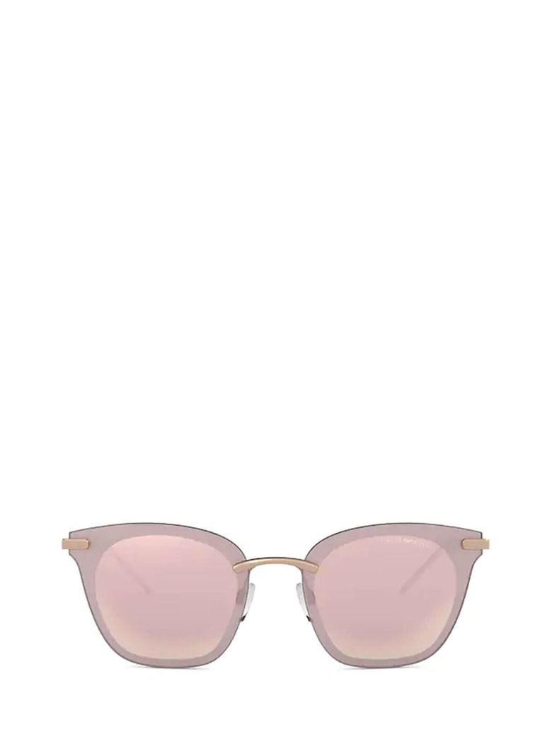 Emporio Armani Emporio Armani Ea2075 Rose Gold Sunglasses - 31671N