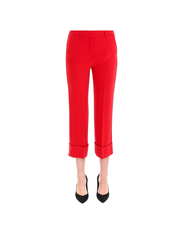 L'Autre Chose Trousers - Red
