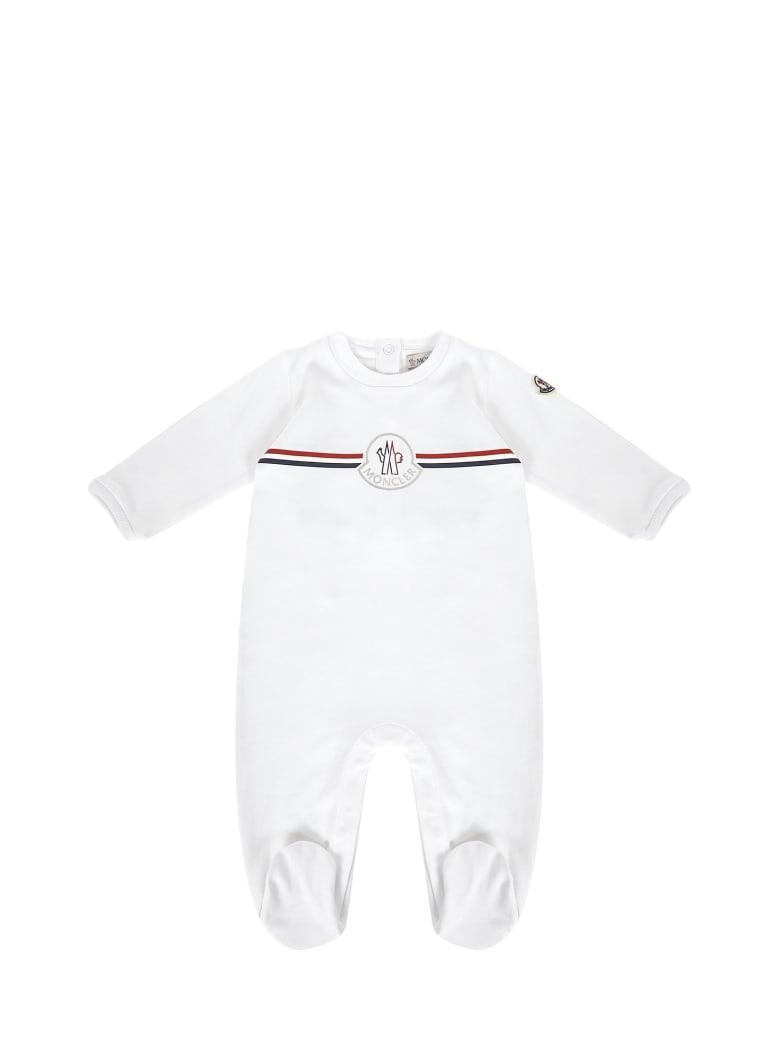Moncler Enfant Set - White