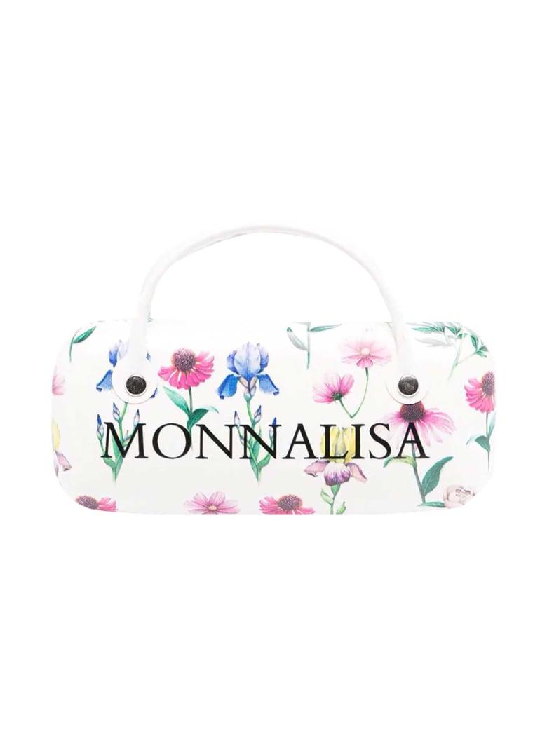 Monnalisa Pink Sunglasses - Rosa