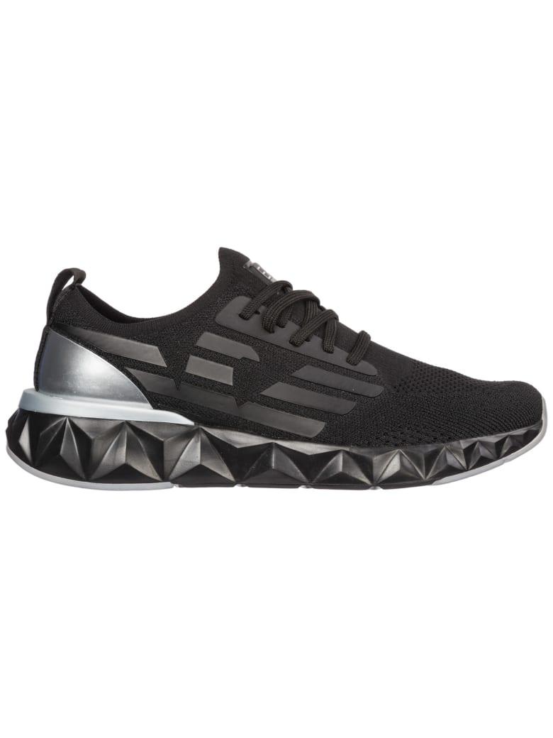 EA7 EA7 Emporio Armani Ea7 251 Running Shoes - Black/silver