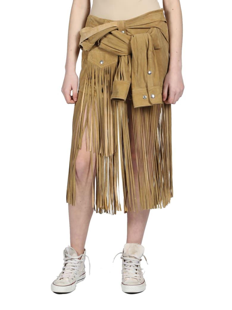 Faith Connexion Skirt - Beige