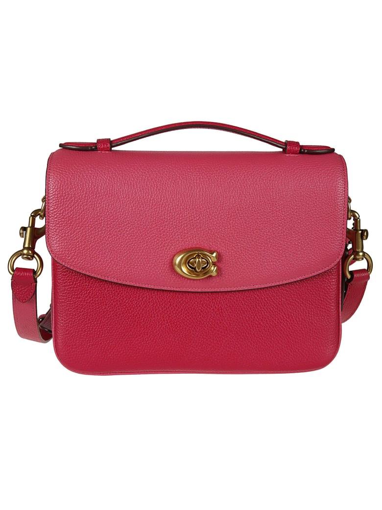 Coach Cassie Shoulder Bag - red