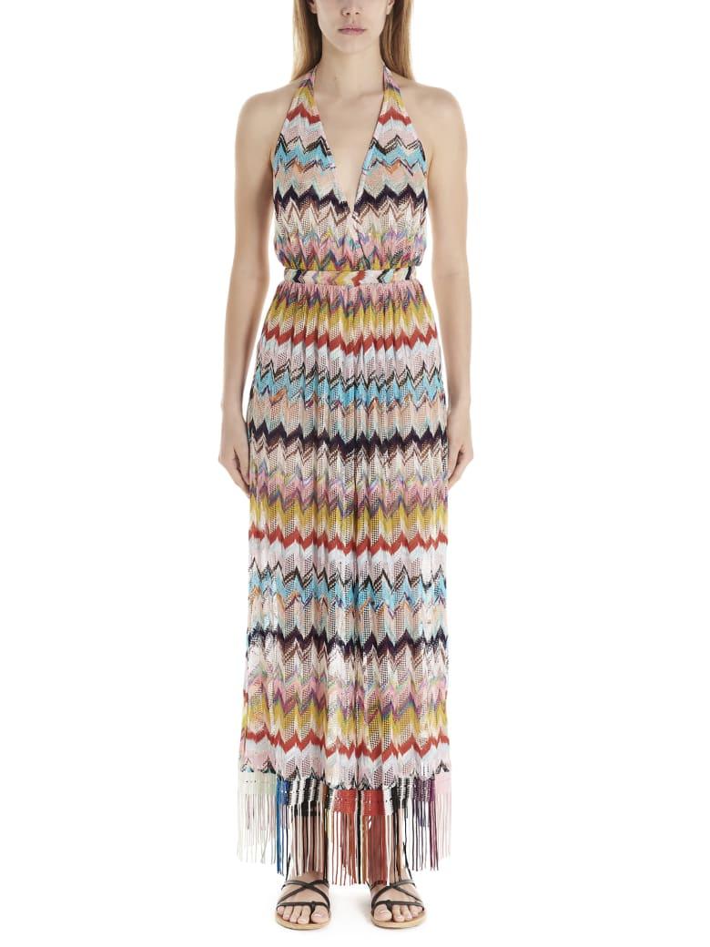 Missoni 'zig Zag' Jumpsuits - Multicolor