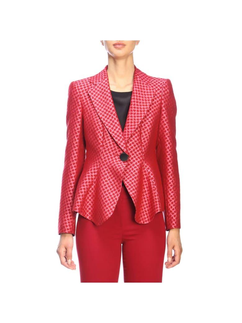 Emporio Armani Blazer Blazer Women Emporio Armani - strawberry