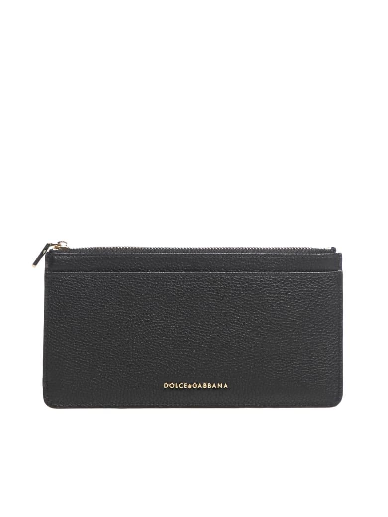 Dolce & Gabbana Card Holder Wallet - Nero