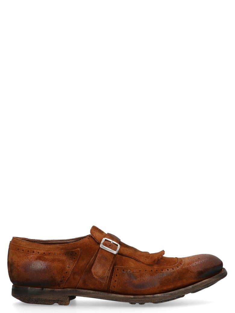Church's 'shanghai' Shoe S - Brown