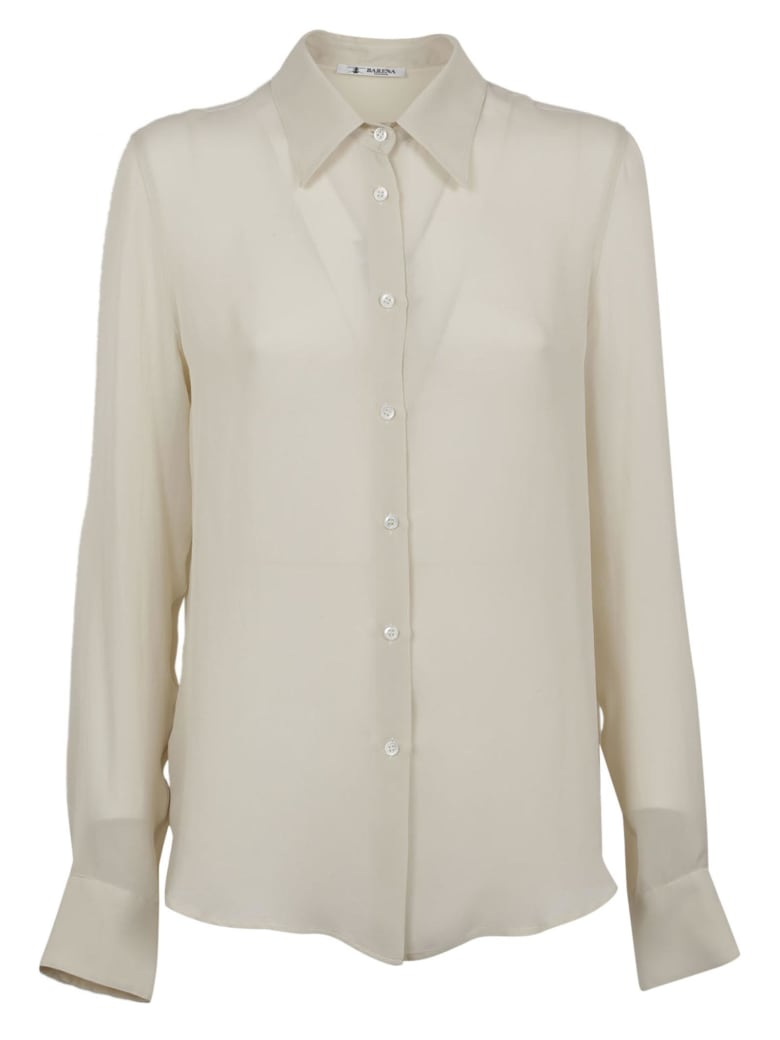 Barena Classic Shirt - Ivory