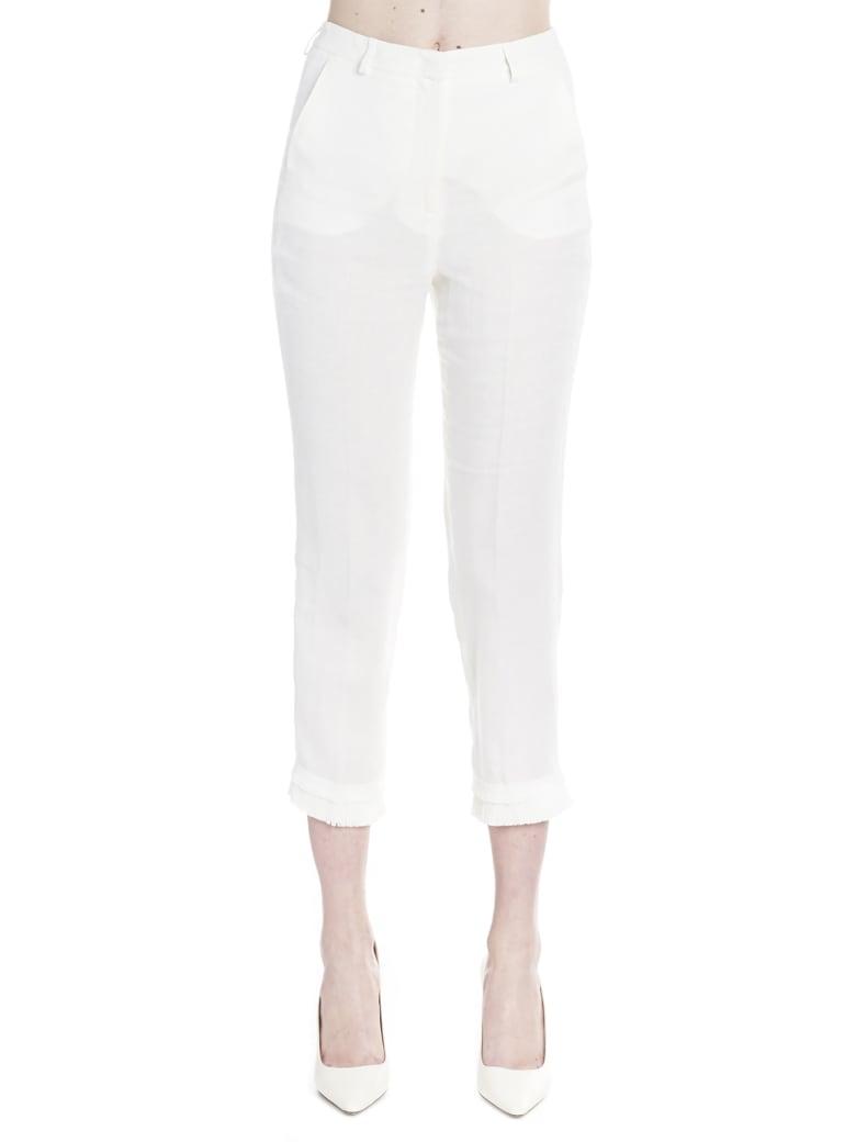 Weekend Max Mara 'zigote' Pants - White