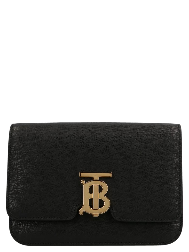 Burberry 'tb Bag' Bag - Black