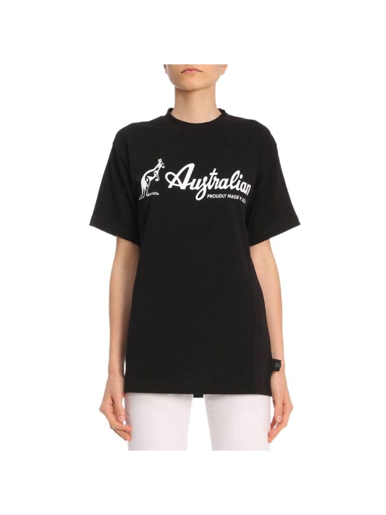 GCDS T-shirt T-shirt Women Gcds - black