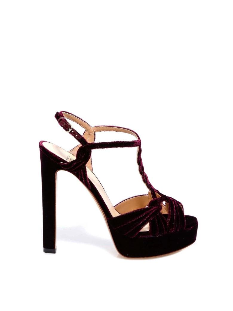 Francesco Russo Sandals - Red