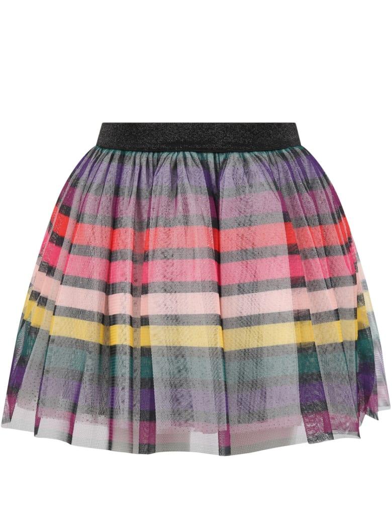 Sonia Rykiel Gonna Multicolor Per Bambina - Multicolor