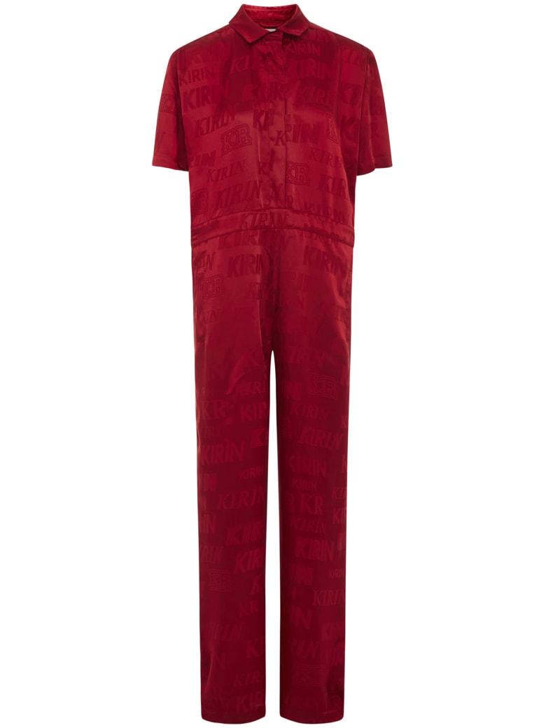 Kirin Jumpsuit - Red