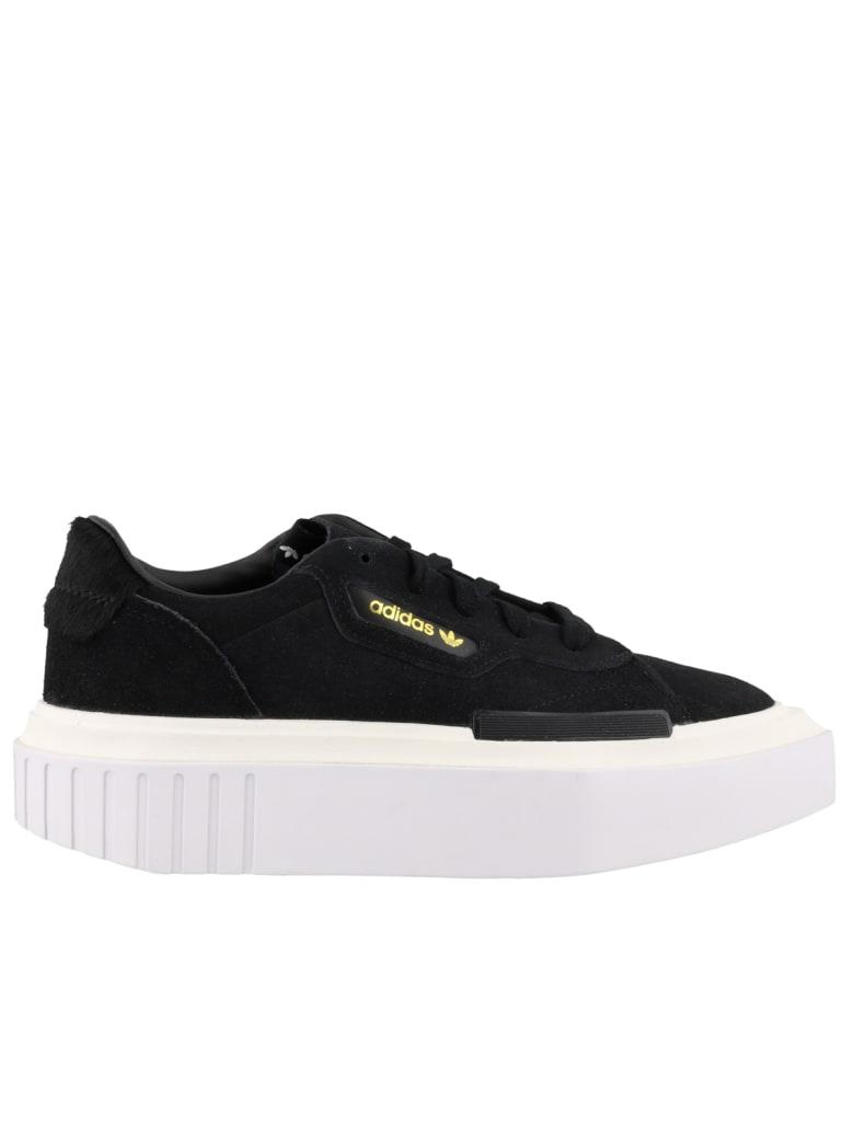 Adidas Originals Hypersleek Sneakers - Black