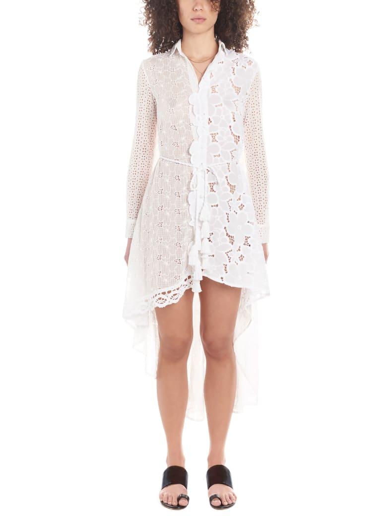 Anjuna Dress - White