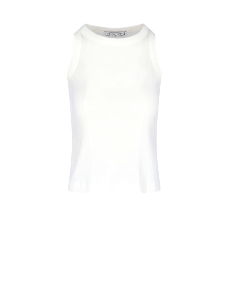 In The Mood For Love Top - White