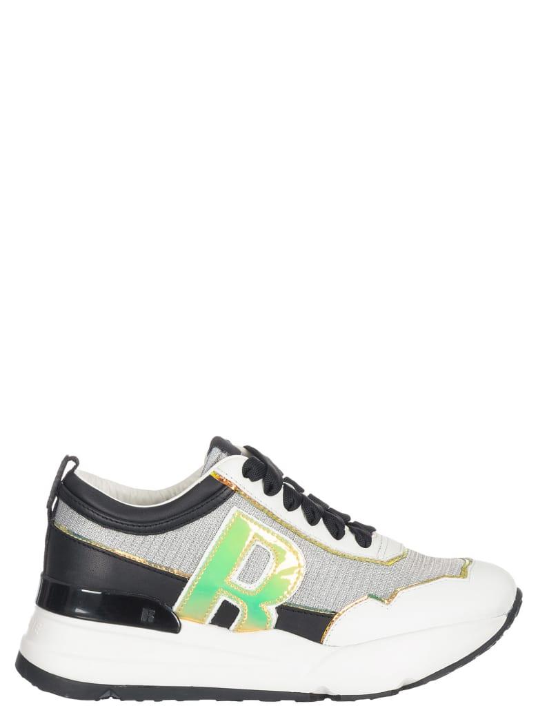 Ruco Line Rucoline Costa K M Sneakers - Alluminium-black