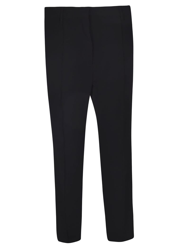 Rochas Pleated Trousers - Black