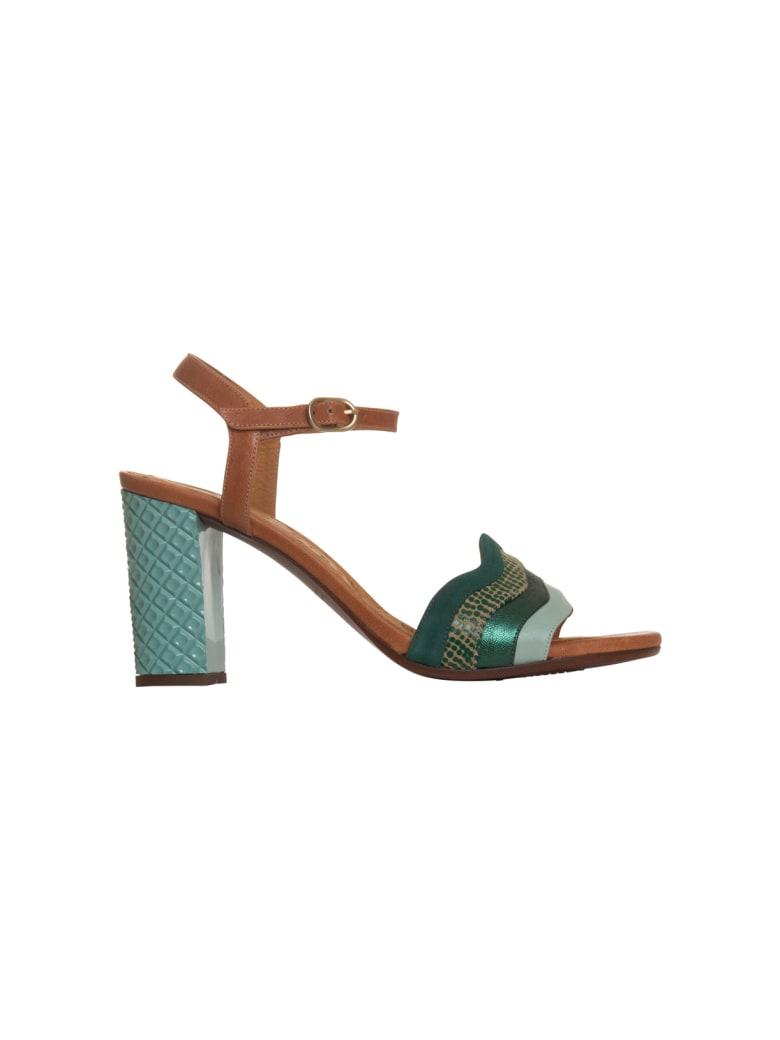 Chie Mihara Baola Open-toe Sandals - VERDE