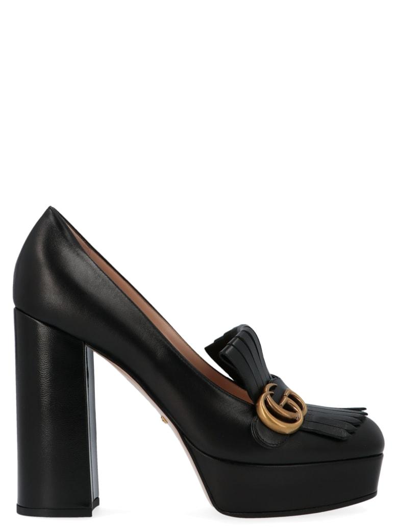 Gucci 'marmont' Shoes - Black