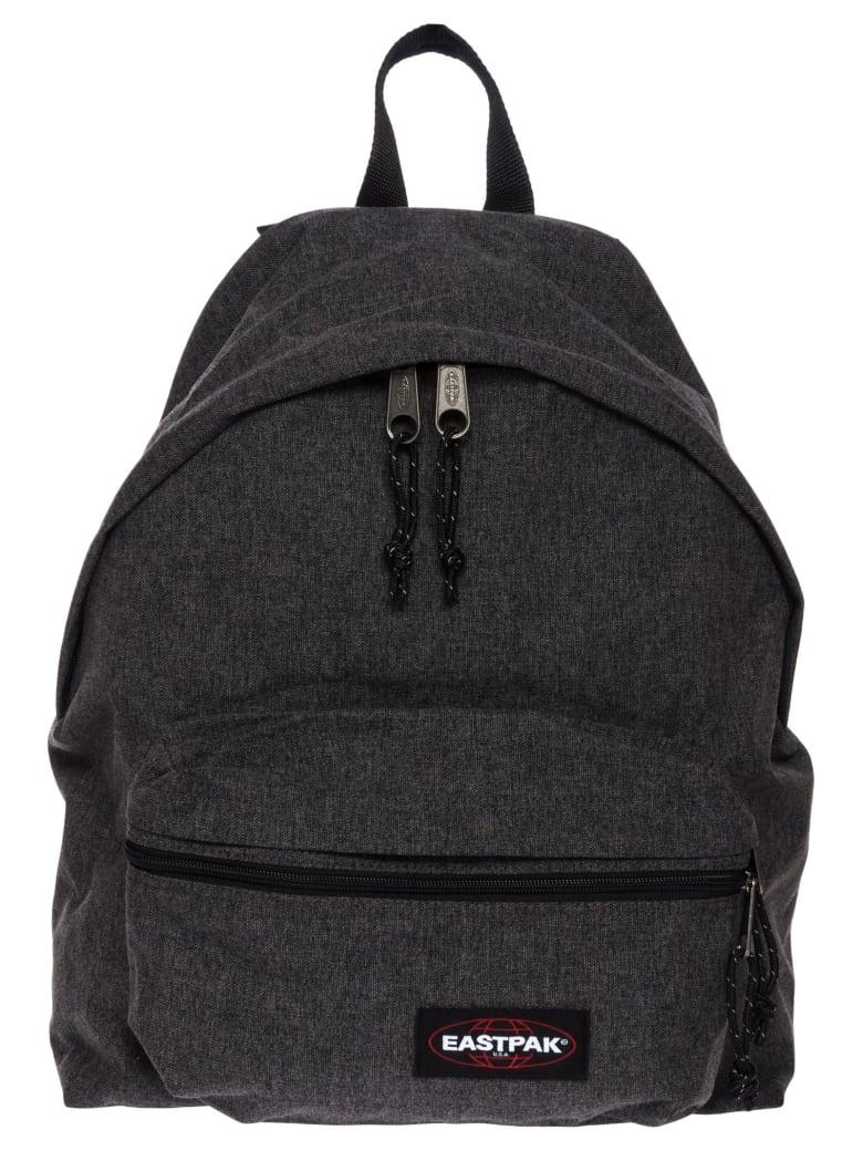 Eastpak Padded Zipplr Backpack - Black-denim