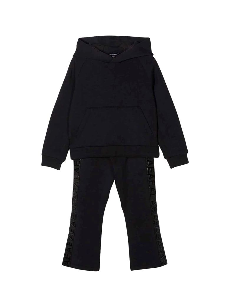 Emporio Armani Two Pieces Teen Jumpsuit - Unica