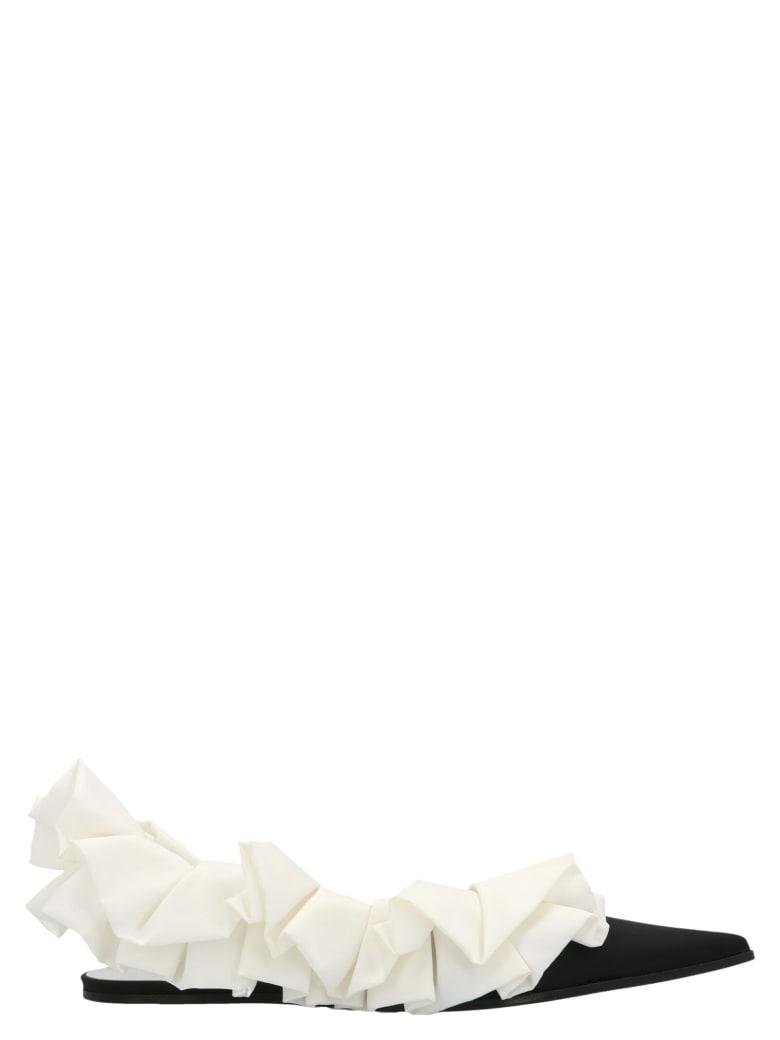 MM6 Maison Margiela Shoes - Nero bianco