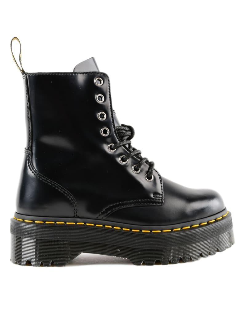 sale online dirt cheap best sneakers Best price on the market at italist | Dr. Martens Dr. Martens Jadon  Platform Laced-up Boots