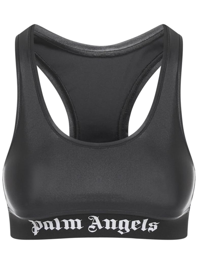Palm Angels Top - Black/white
