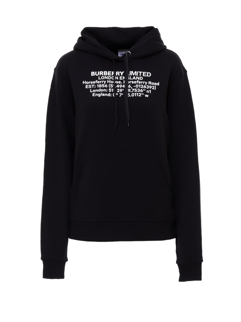 Burberry Sweatshirt - Black