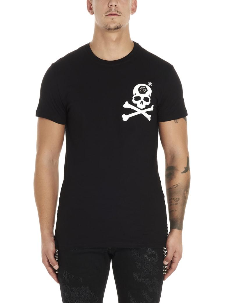 Philipp Plein 'skull' T-shirt - Black
