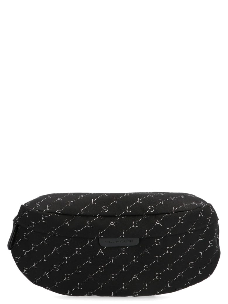 Stella McCartney 'monogram' Bag - Black
