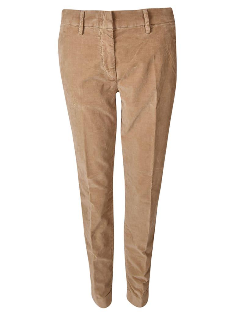 Mason's Chino Trousers - Brown