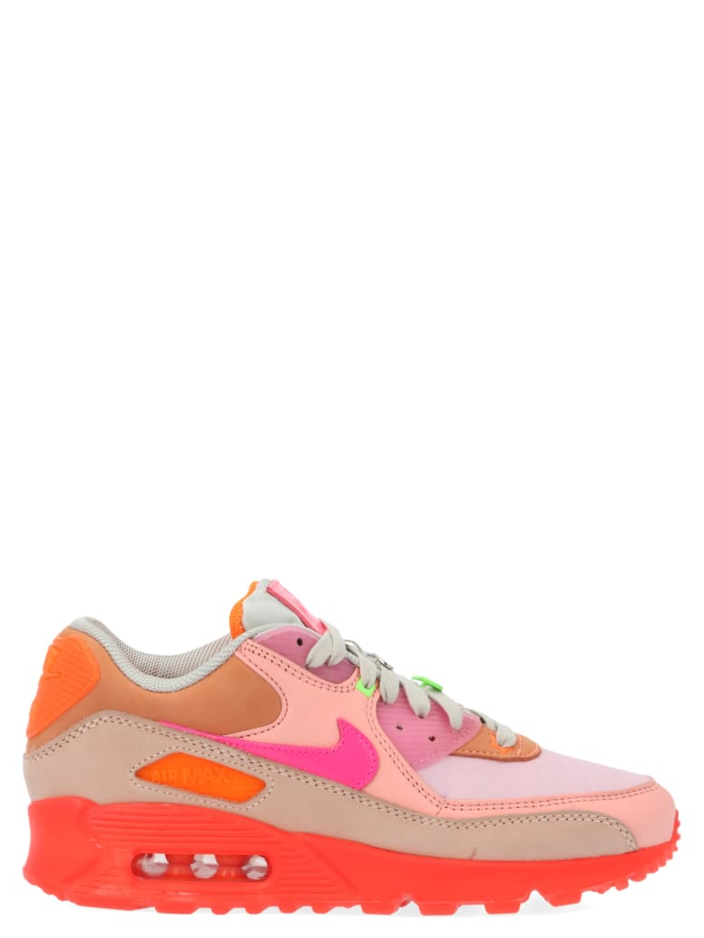 Nike 'wmns Air Max 90' Shoes - Multicolor