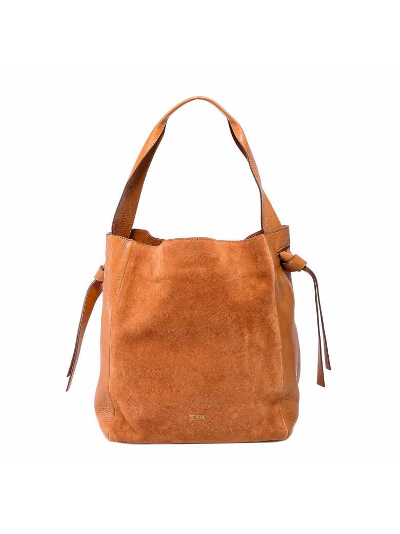 Closed Alyssa Shoulder Bag - Brown