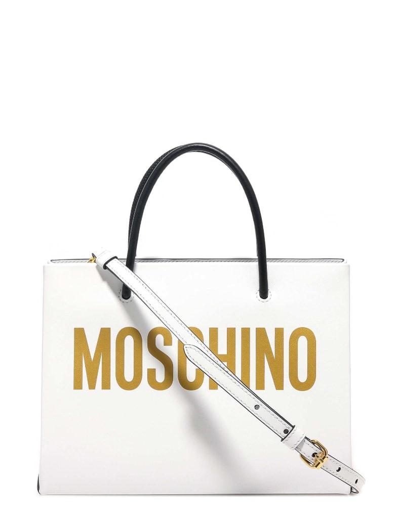 Moschino Handbag - White