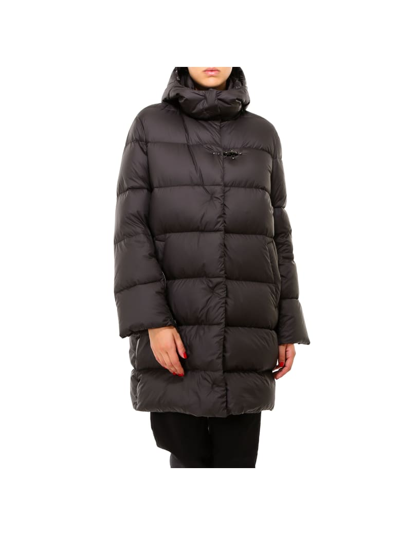 Fay Coat - Black