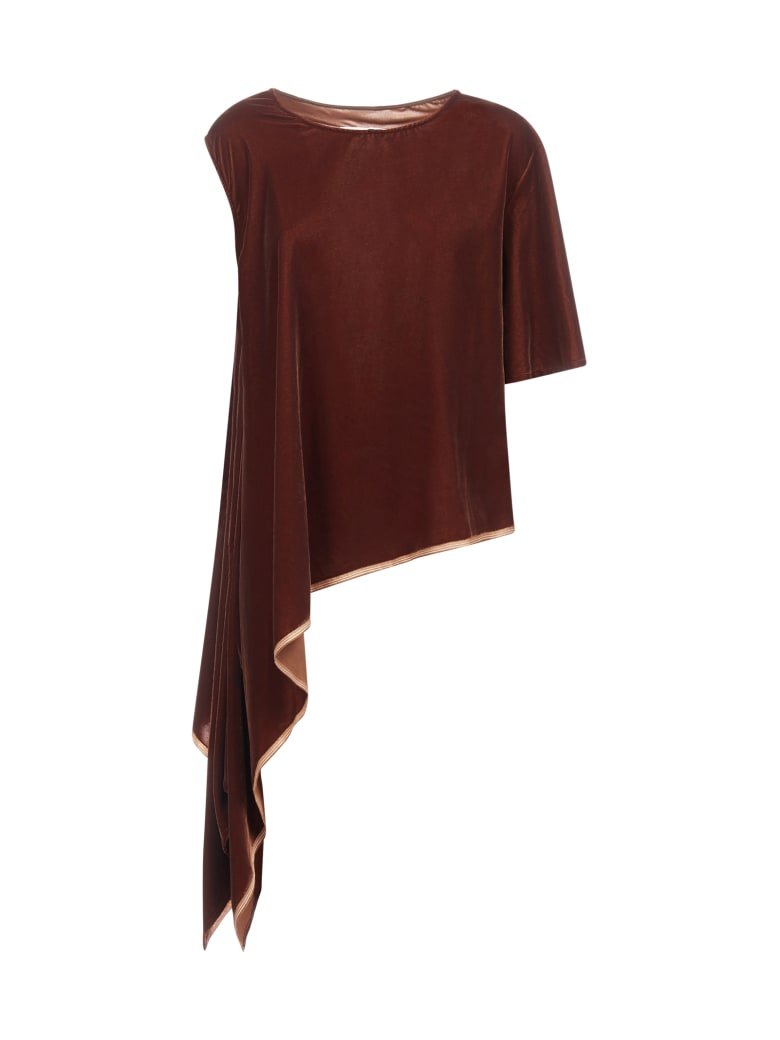 MM6 Maison Margiela Shirt - Brown