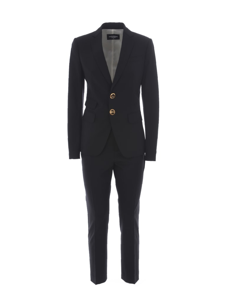 Dsquared2 Suit - Nero
