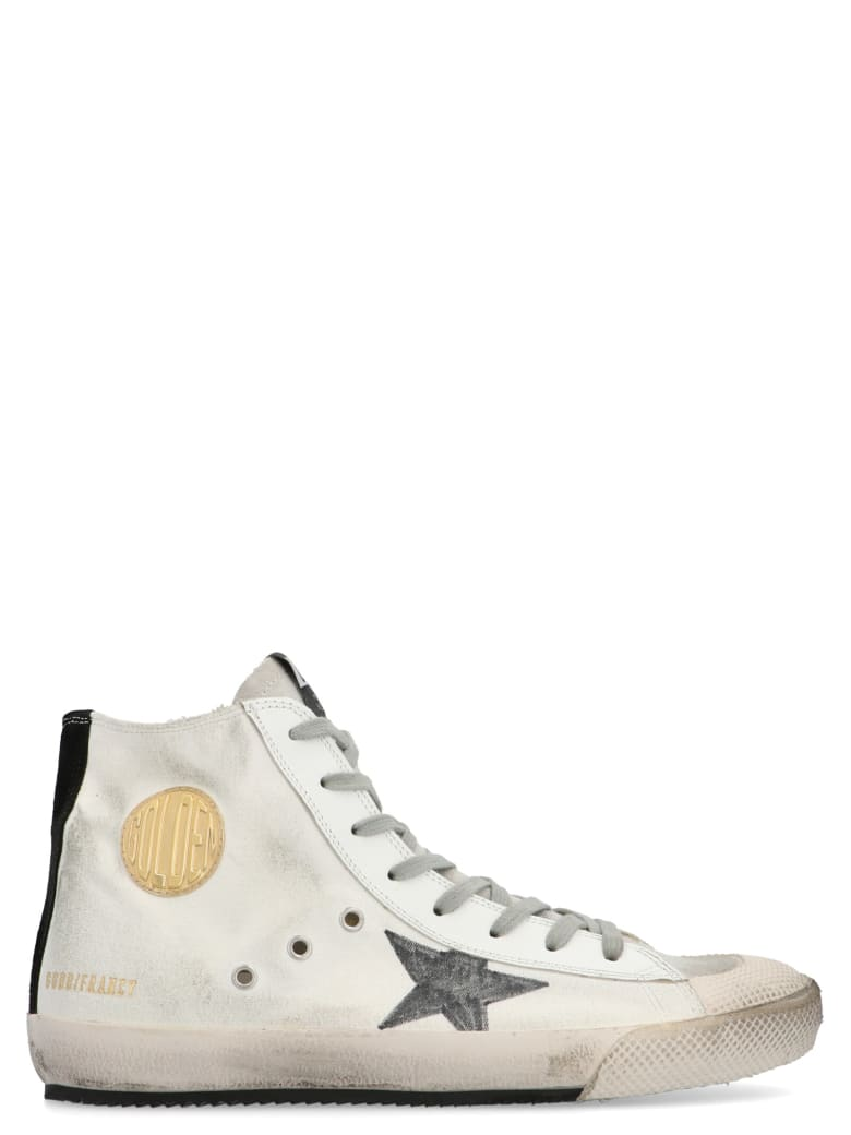 Golden Goose 'francy' Shoes - White