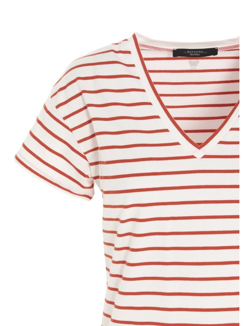 Weekend Max Mara 'tasto' T-shirt - Multicolor