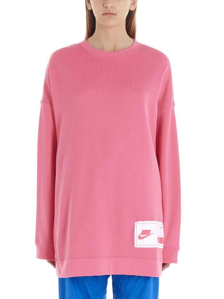 Nike 'nsw' Sweatshirt - Fucsia