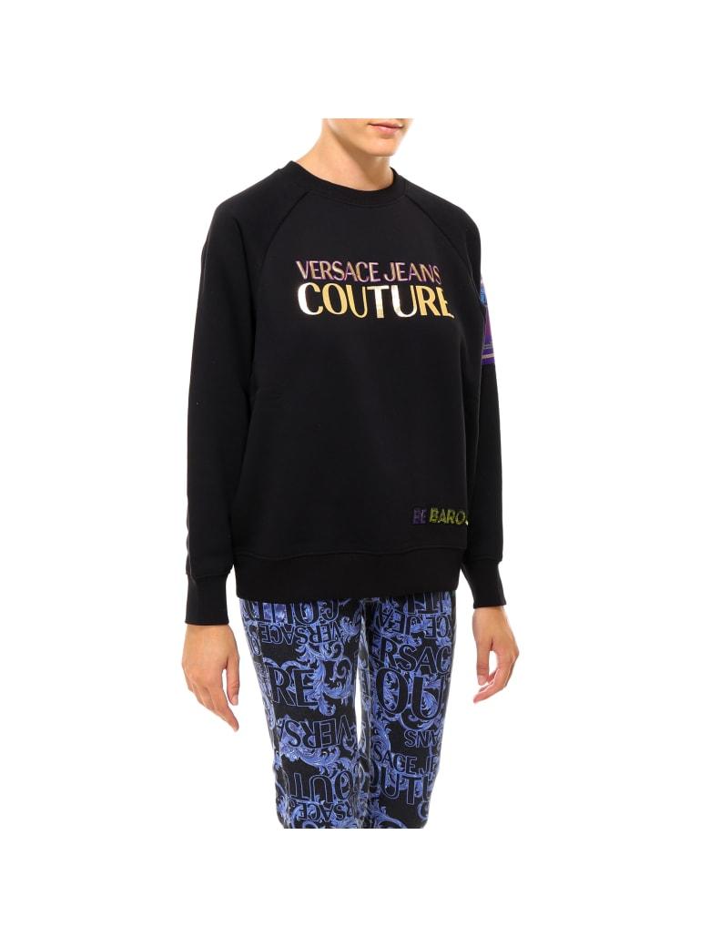 Versace Jeans Couture Sweatshrt - Black