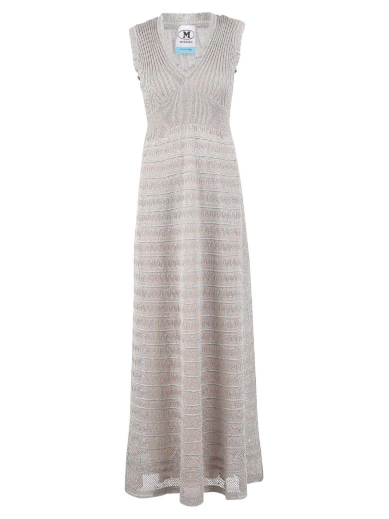 Missoni Long Dress - Gold