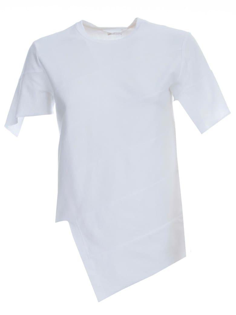 Comme des Garçons Comme des Garçons Cotton Jersey Shirt - White
